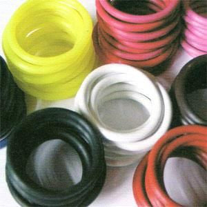 NBR+PVC-O-rings, gaskets